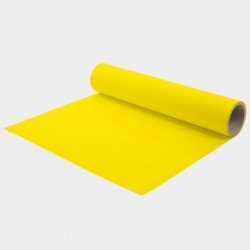 Tekstil folie Lemon yellow Firstmark 5 m -10 m & 20 m ruller