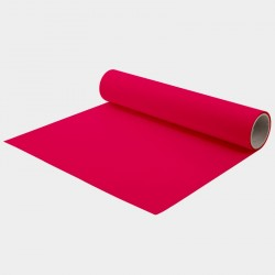 Tekstil folie Vivid red Firstmark 5 m -10 m & 20 m ruller