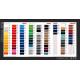 Farvekort Oracal 970